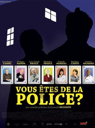 Bande-annonce Vous êtes de la police ?