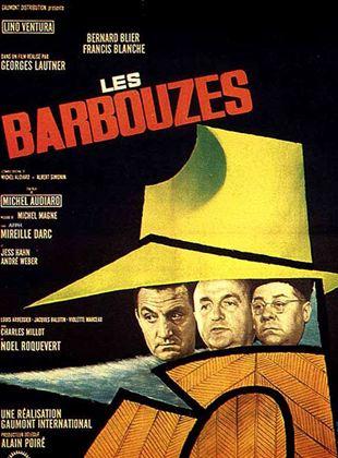 Bande-annonce Les Barbouzes