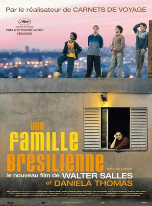Bande-annonce Une famille brésilienne