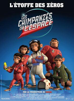 Bande-annonce Les Chimpanzés de l'espace