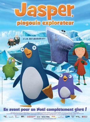 Bande-annonce Jasper, pingouin explorateur