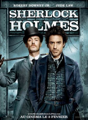 Bande-annonce Sherlock Holmes