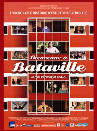 Bande-annonce Bienvenue à Bataville