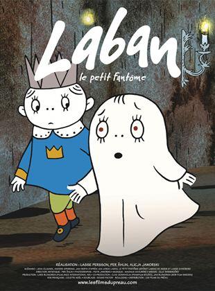 Bande-annonce Laban, le petit fantôme
