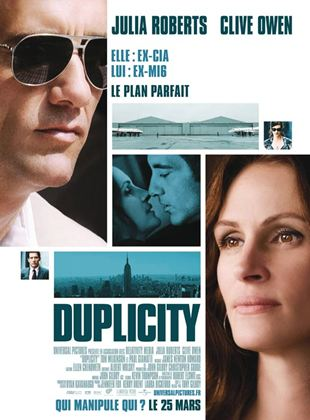 Bande-annonce Duplicity