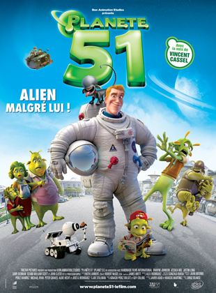 Bande-annonce Planète 51
