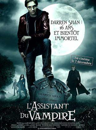 Bande-annonce L'Assistant du vampire