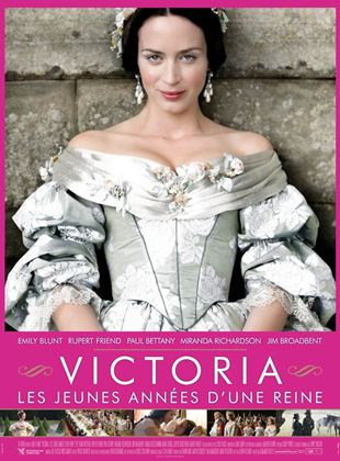 Victoria : les jeunes années d'une reine