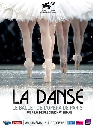 La Danse, le ballet de l'Opéra de Paris streaming