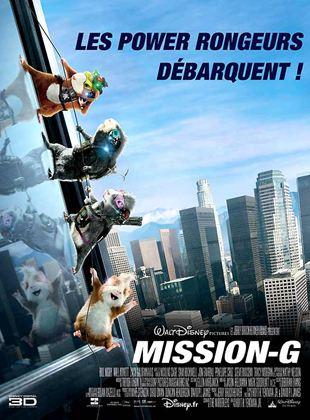 Bande-annonce Mission-G