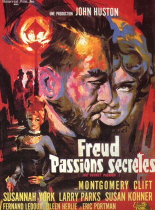 Freud, passions secrètes streaming