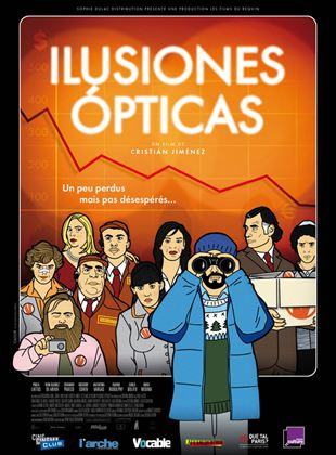 Bande-annonce Ilusiones Opticas