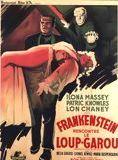 Bande-annonce Frankenstein rencontre le Loup-garou