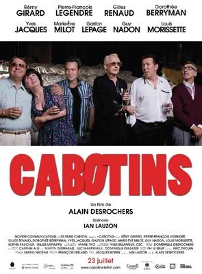 Bande-annonce Cabotins