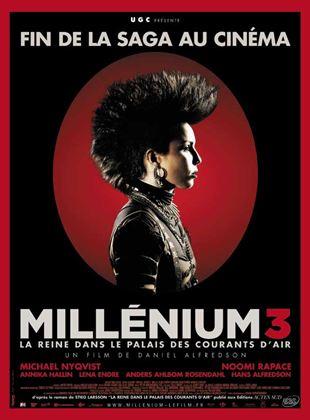 Bande-annonce Millénium 3 - La Reine dans le palais des courants d'air