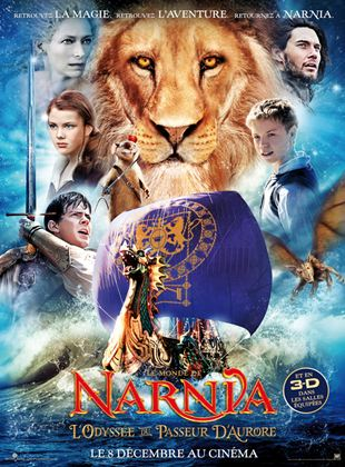Bande-annonce Le Monde de Narnia : L'Odyssée du Passeur d'aurore