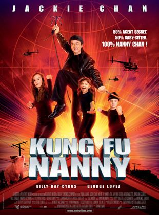 Bande-annonce Kung Fu Nanny