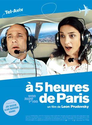 Bande-annonce A 5 heures de Paris