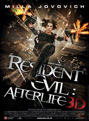 Bande-annonce Resident Evil : Afterlife 3D