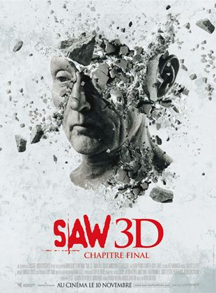 Bande-annonce Saw 3D