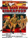Cinq gars pour Singapour