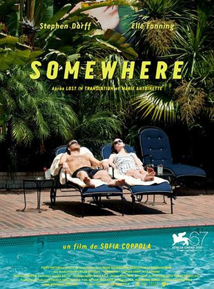 Bande-annonce Somewhere