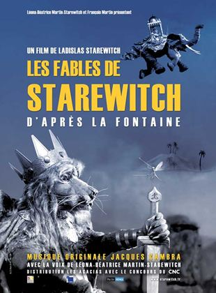 Bande-annonce Les Fables de Starewitch