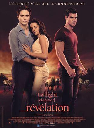 Bande-annonce Twilight - Chapitre 4 : Révélation 1ère partie