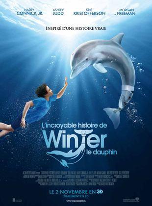 Bande-annonce L'Incroyable histoire de Winter le dauphin