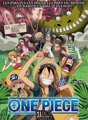 Bande-annonce One Piece - Strong World