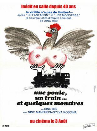 Une Poule, un train et quelques monstres streaming