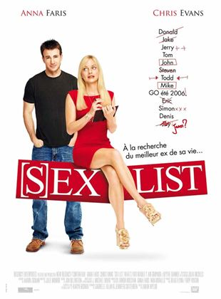 Bande-annonce (S)ex List