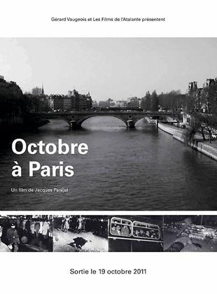 Octobre à Paris streaming