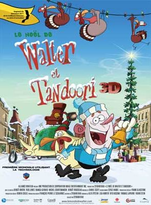 Bande-annonce Walter & Tandoori : The Movie