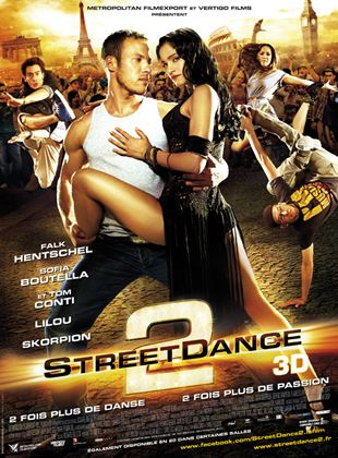 Street Dance 2 [3D] en streaming