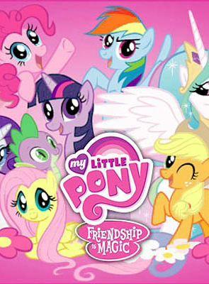 My Little Pony : Les amies c'est magique ! - Vol. 4 : Aventures à Ponyville