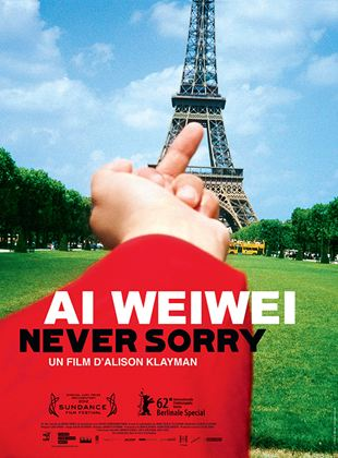 Bande-annonce Ai Weiwei: Never Sorry
