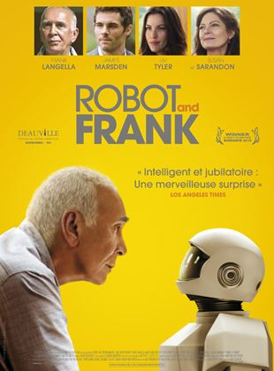Bande-annonce Robot and Frank