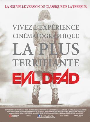 Bande-annonce Evil Dead