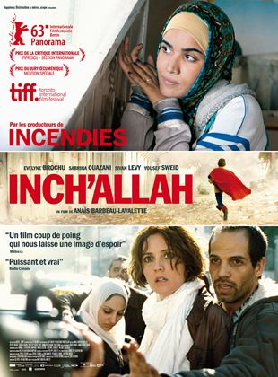 Bande-annonce Inch'Allah