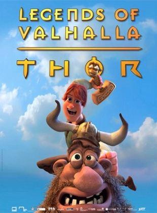 Bande-annonce Thor et les légendes du Valhalla