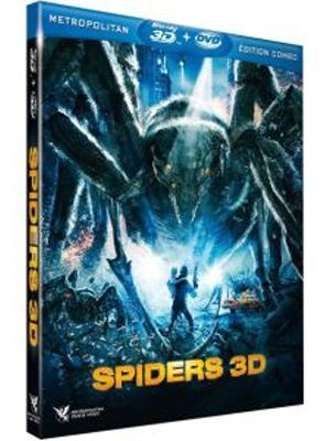 Bande-annonce Spiders