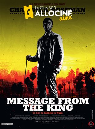 Bande-annonce Message from the King