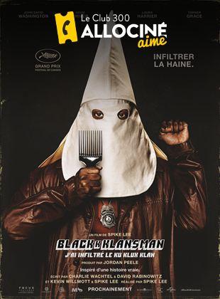 Bande-annonce BlacKkKlansman - J'ai infiltré le Ku Klux Klan