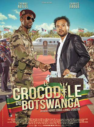 Bande-annonce Le Crocodile du Botswanga