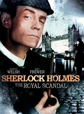 Sherlock Holmes - Scandale royal
