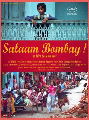 Bande-annonce Salaam Bombay!