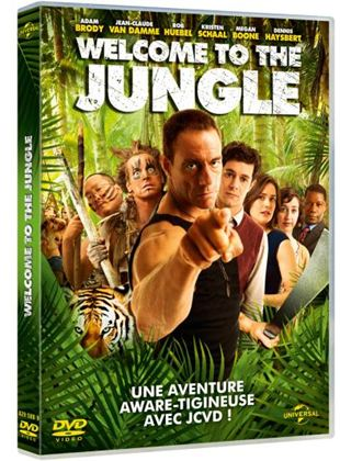 Bande-annonce Welcome to the Jungle