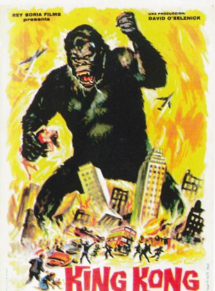 Bande-annonce King Kong