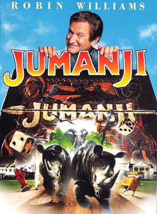 Bande-annonce Jumanji